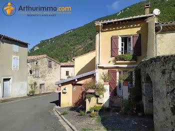 maison à Joucou (11)