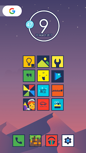 Aolix - Icon Pack app for Android screenshot