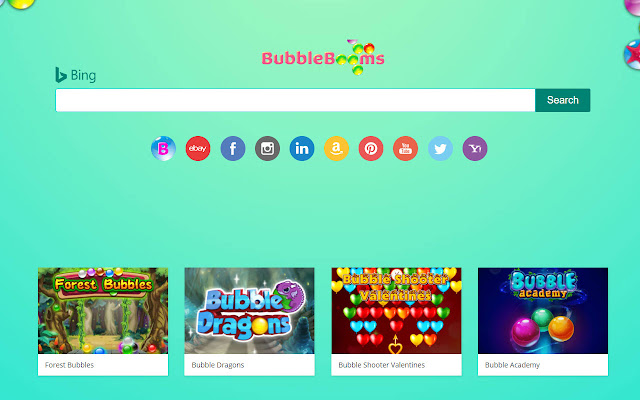Bubble Booms Start