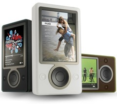 zune 3 of them