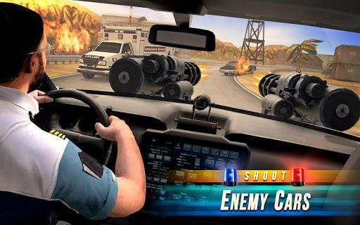 Road Riot Police Car Chase Stunts Racing 0.9.7.2 screenshots 2