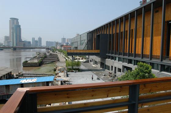 Photo: Ningbo Contemporary Art Museum by Amateur Architecture Studio; photo by Lu Wenyu