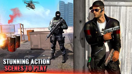 US Police Anti Terrorist Shooting Mission Games apktram screenshots 4