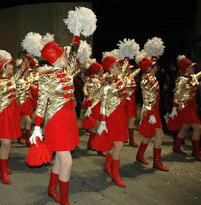 limassol cyprus carnival parade