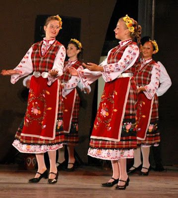 euro mediterranean festival dance folk serbia