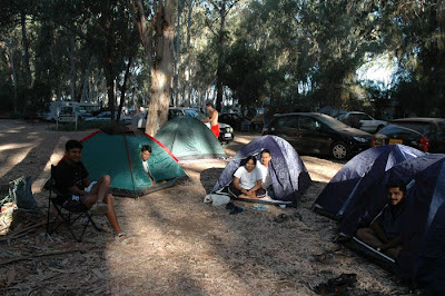camping polis cyprus tents