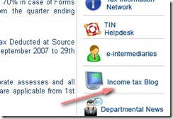 Income Tax Blog
