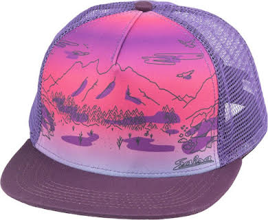 Salsa Purple Daze Trucker Hat alternate image 0