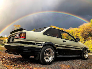 スプリンタートレノ AE86 GT-APEX S62.3のカスタム事例画像 🔰拓人さんの2018年12月08日19:57の投稿