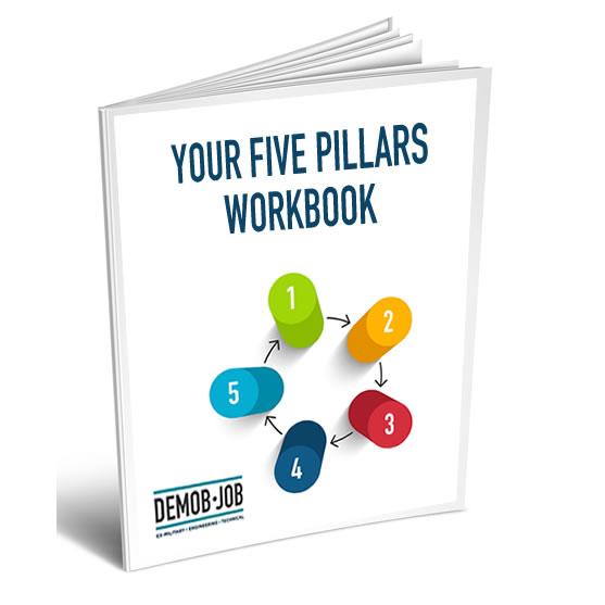 Your Five Pillars Workbook