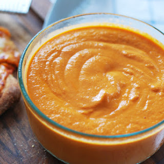 Cashew Cream Tomato Vodka Sauce.