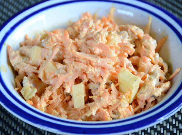 Carrot And Apple Salad Recipe