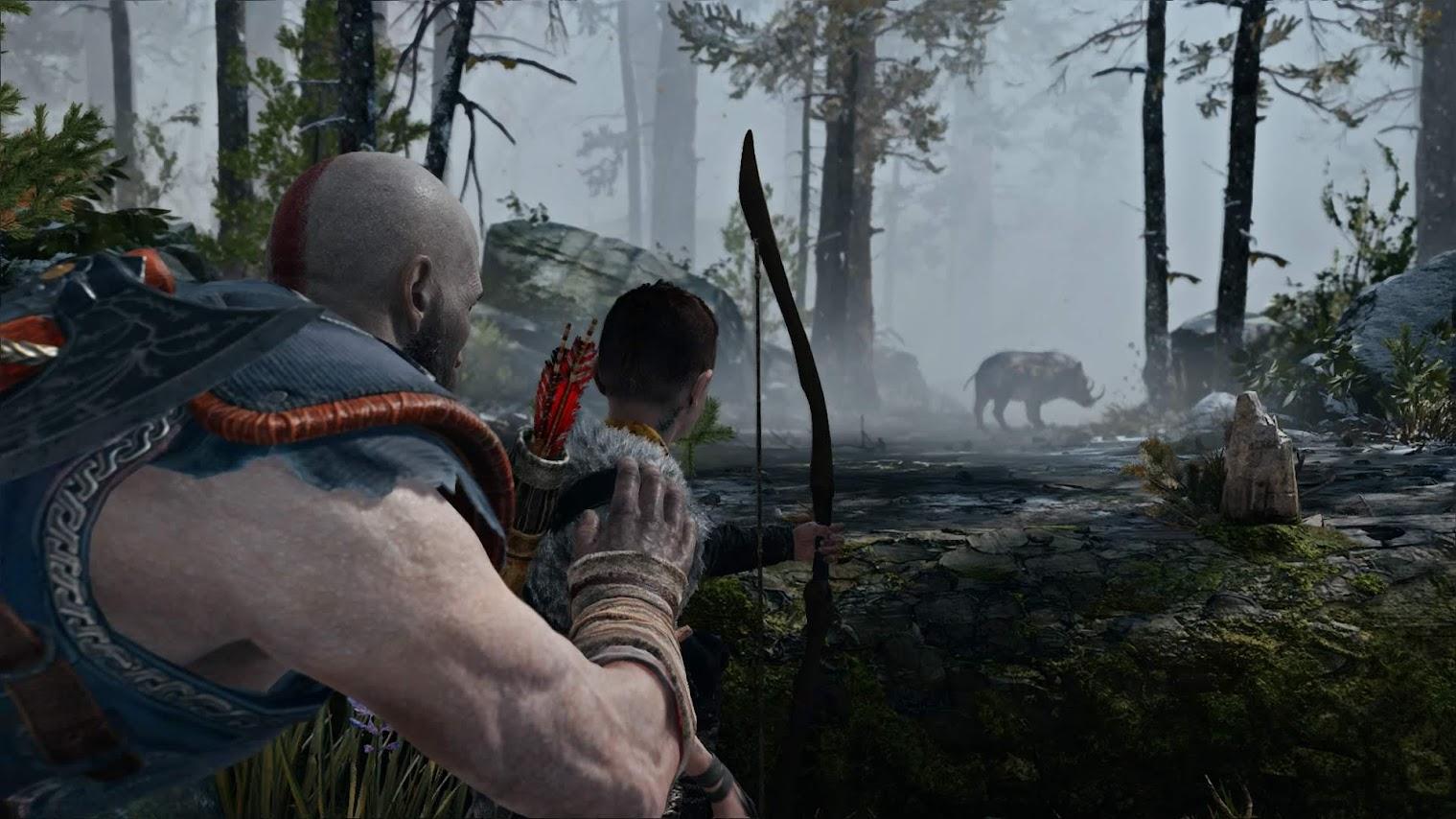 god of war recenzja gry