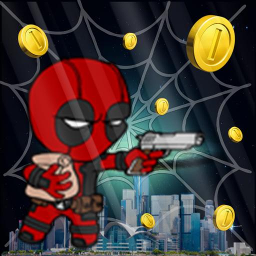 Spider hero rescue dash