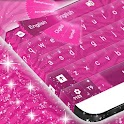 Pink Zebra GO Keyboard