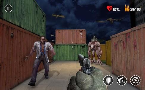 Zombie Gun Shooter – Real Survival 3D Games 6