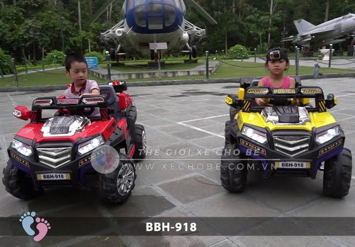 xe oto dien tre em BBH-918 1