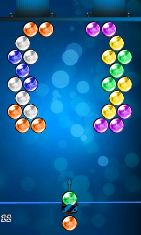Bubble Shooter Classic- screenshot