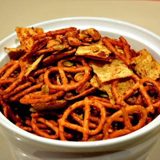 Spiced Party Mix