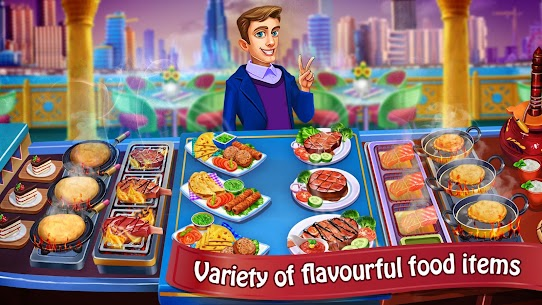 Cooking Day – Restaurant Craze, Best Cooking Game App Latest Version Download For Android and iPhone 6