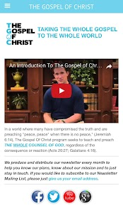 The Gospel Of Christ- screenshot thumbnail