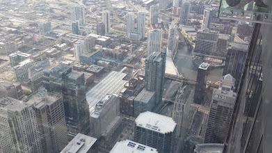 Photo: another great view from atop the Sears Tower