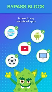 VPN Private Internet Access Unlimited & IP Changer - náhled