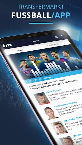 Transfermarkt: Fuu00dfballnews, Bundesliga, Liveticker Apk 1