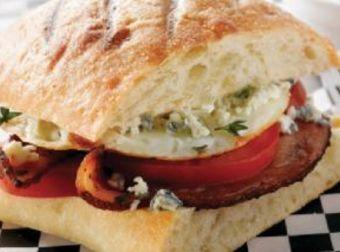 Fried Egg Sandwich With Style Recipe