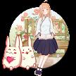 Anime Girls Pink Kitty Love APK