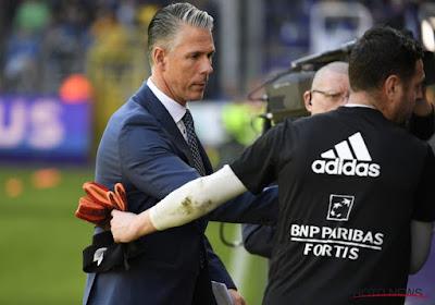 "Michael Verschueren : ""Tout le monde devra tenir compte d'Anderlecht"""