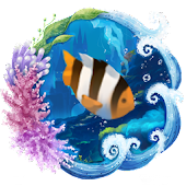 Vivid Aquatic Clownfish HD
