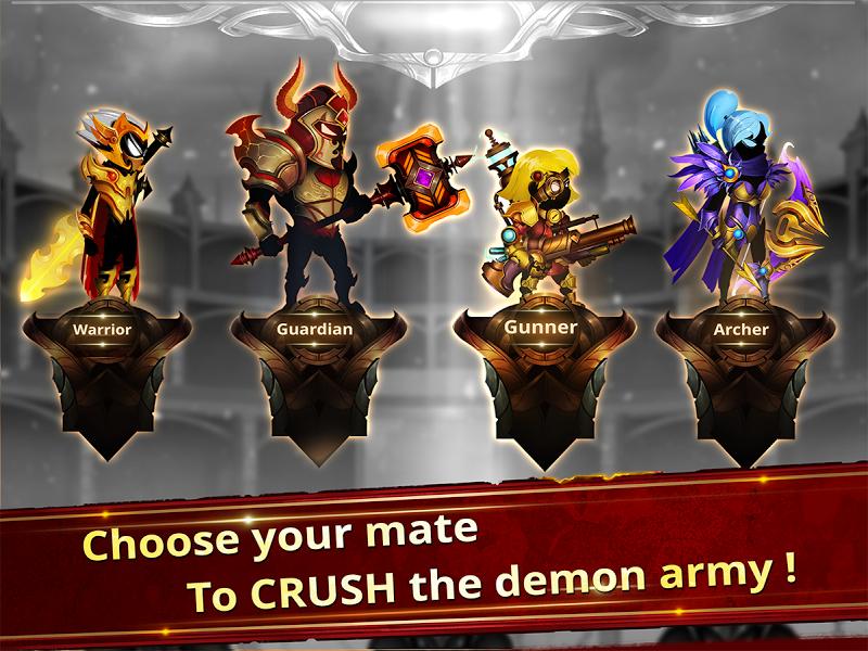 Stickman Legends - Ninja Warriors: Shadow War Screenshot 6