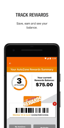 AutoZone for Android screenshot 5