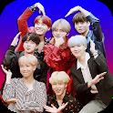 BTS WAStickerApps - BTS Sticker Packs Apps icon