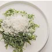 Scandinavian Arugula Green Goddess Salad
