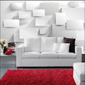 3D Wall Design icon