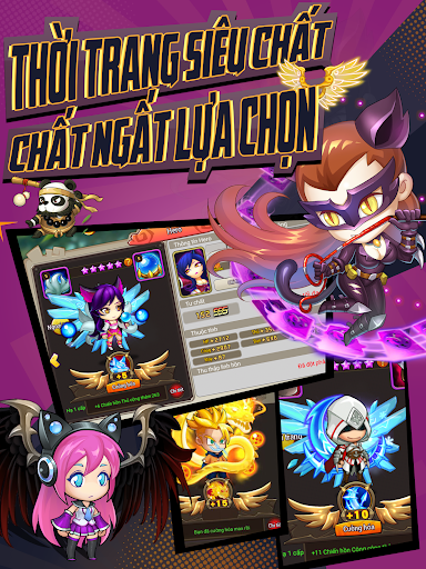 Bùm Chíu game (apk) free download for Android/PC/Windows screenshot