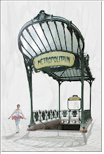 Photo: 2008 11 24 - D 106 A - Juchnelda und die französische U-Bahn