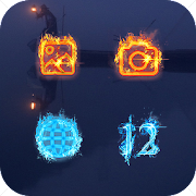 App Ice and Fire Icon Pack Fantastic Skulls Theme APK for Windows Phone