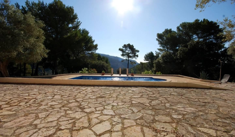 Maison avec piscine et terrasse Puigpunyent