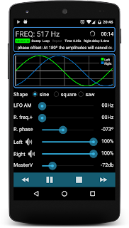 Download Professional Tone Generator for android latest version
