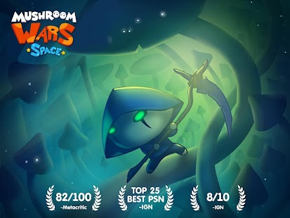 Mushroom Wars: Space!- screenshot thumbnail