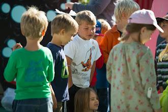 Photo: Lapsille riitti ohjelmaa myös ulkona