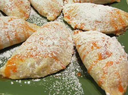 Amazing Peach Turnovers Recipe