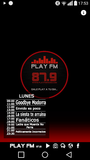 Radio Play FM Cordoba 87.9