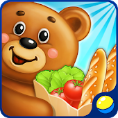 Supermarket for Kids - Shopping Game for Toddlers