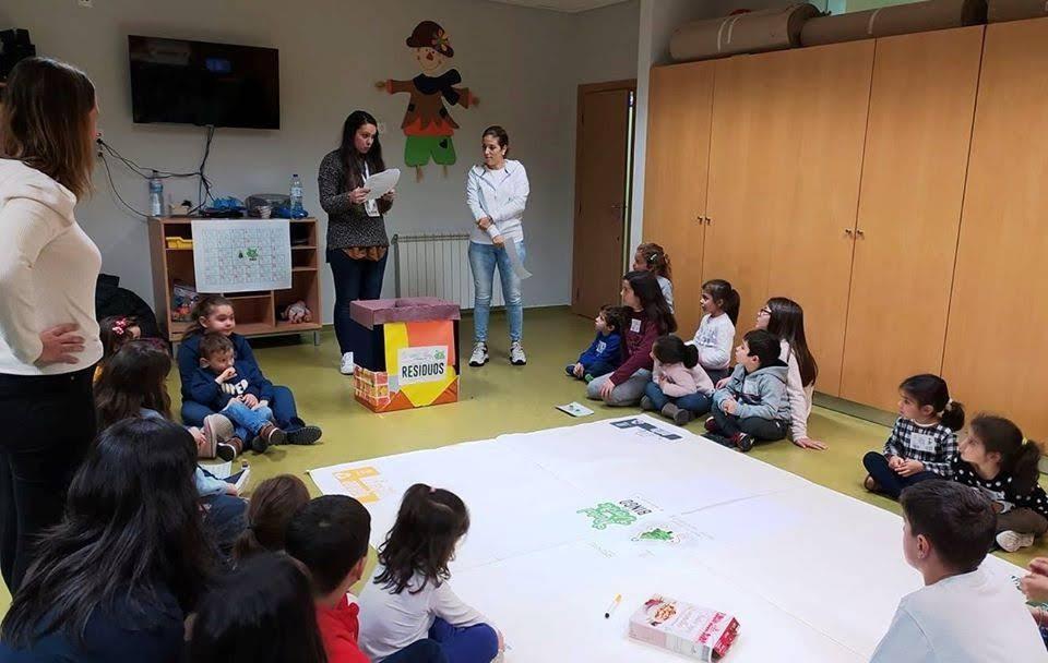"""""""Lamego Educa"""" incentiva crianças para a reciclagem"""