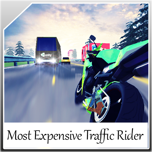 Most Expensive Traffic Rider