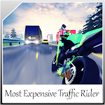 Most Expensive Traffic Rider Icon